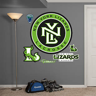 New York Lizards Logo
